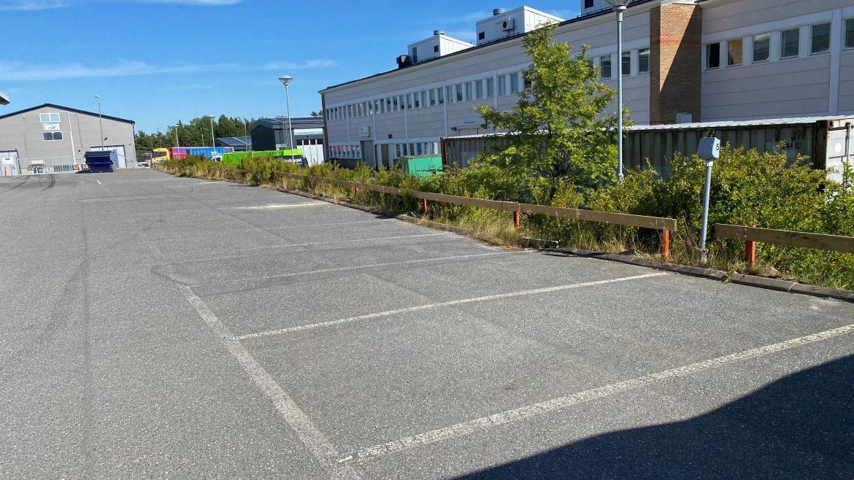 Parkeringsplatser (Tyresö)