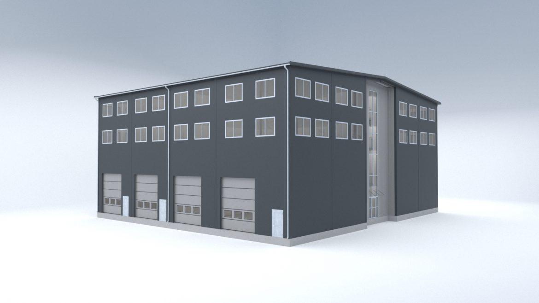 Verkstad / Kontor 200 kvm (Tumba)